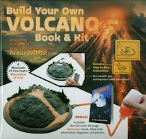 Build Your Own Volcano!