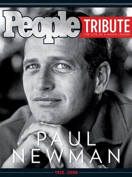 Book People: Paul Newman by Editors Of People Magazine