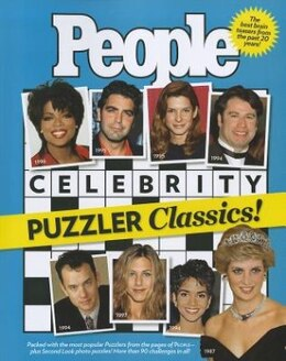 Book People Celebrity Puzzler Classics! by Editors Of People Magazine