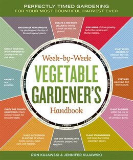 Book Week-by-Week Vegetable Gardener's Handbook: Perfectly Timed Gardening for Your Most Bountiful… by Jennifer Kujawski