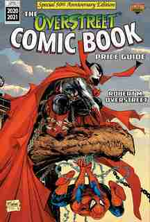 The Overstreet Comic Book Price Guide Volume 50 - Spider-man/spawn by Robert M. Overstreet