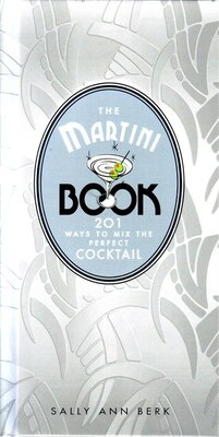Book The Martini Book by Sally Ann Berk