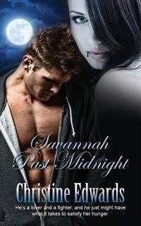 Savannah Past Midnight by Christine Edwards