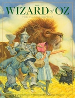 The Wizard Of Oz Hardcover: The Classic Edition (childhood Favorites, Book To Movie, Classic…