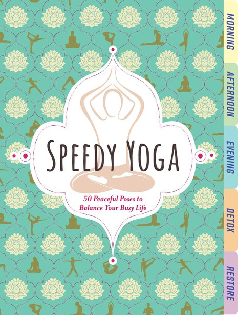 Speedy Yoga by Rachel Scott