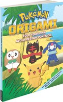 Pokémon Origami: Fold Your Own Alola Region Pokémon