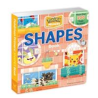 Pokémon Primers: Shapes Book