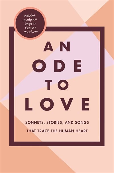 AN ODE TO LOVE by Matthew Doucet
