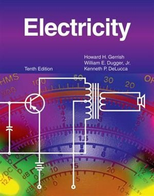 Electricity by Howard H. Gerrish
