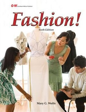 Fashion! by Mary Wolfe