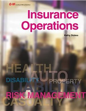 Insurance Operations by Kathy Stokes