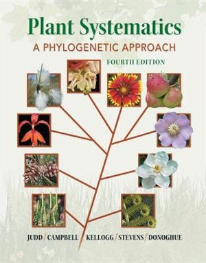 Plant Systematics: A Phylogenetic Approach by Walter S. Judd