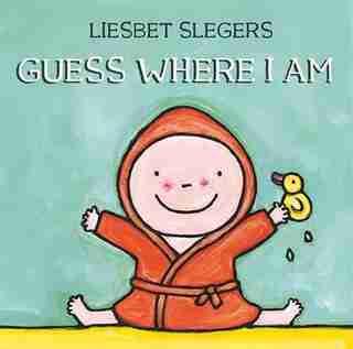 Guess Where I Am by Liesbet Slegers