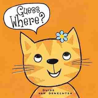 Guess Where? by Guido Genechten