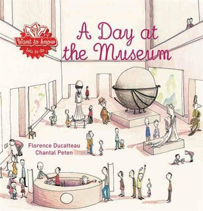 A Day At The Museum by Florence Ducatteau