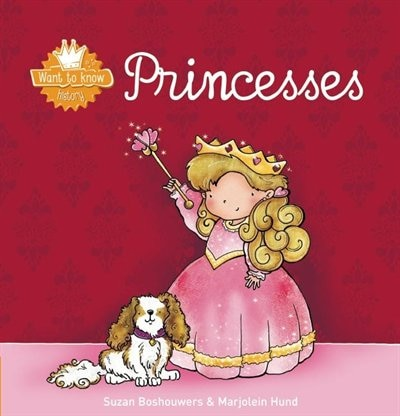 Princesses by Suzan Boshouwers