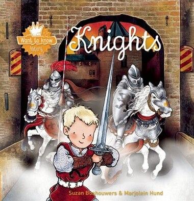 Knights by Suzan Boshouwers