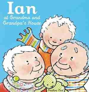 Ian At Grandma And Grandpa's House by Pauline Oud