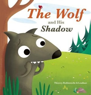 The Wolf And His Shadow by Thierry Robberecht
