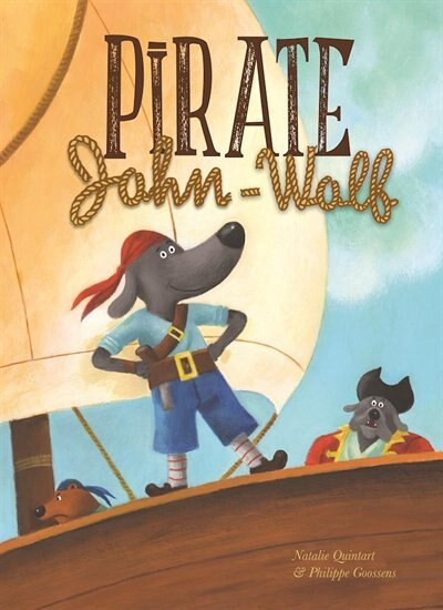 Pirate John-wolf by Natalie Quintart