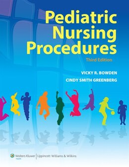 Book Pediatric Nursing Procedures by Vicky R. Bowden