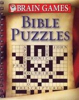Brain Games Bible Puzzles