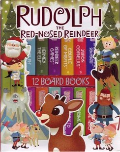 My 1st Lib Rudolph Red Nosed Reindeer