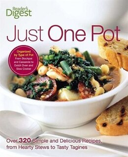 Book Just One Pot by Digest Readers