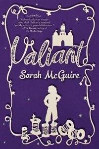 Book Valiant by Sarah Mcguire