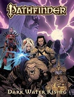 Book Pathfinder Volume 1: Dark Waters Rising by Jim Zub