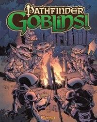 Book Pathfinder: Goblins by Adam Warren