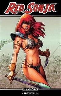 Red Sonja: Travels Volume 2 by Michael Avon Oeming
