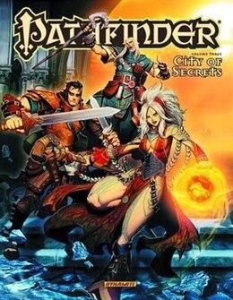 Book Pathfinder Volume 3: City Of Secrets by Jim Zub