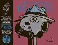 Complete Peanuts Vol. 18: 1985-1986
