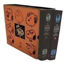 The Complete Peanuts Box Set Vols. 17 & 18 (1983-1986)