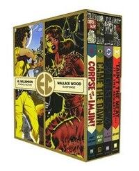 The Ec Comics Slipcase Vol. 1