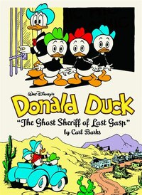 Walt Disney's Donald Duck: Ghost Sheriff Of Last Gasp