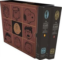The Complete Peanuts: 1999-2000 And Comics & Stories Gift Box Set