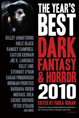 Book The Year's Best Dark Fantasy & Horror: 2010 Edition by Kelley Armstrong