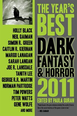 Book The Year's Best Dark Fantasy & Horror, 2011 Edition by Holly Black
