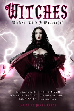 Book Witches: Wicked, Wild & Wonderful by Neil Gaiman