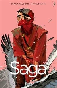 Saga Volume 2 by Brian K Vaughan