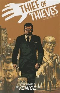 Book Thief Of Thieves Volume 3: Venice by Robert Kirkman