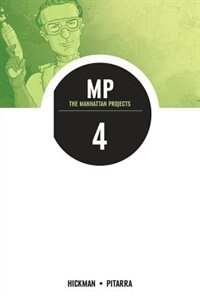 Book The Manhattan Projects Volume 4: The Four Disciplines by Jonathan Hickman