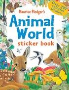 Animal World: Sticker Book