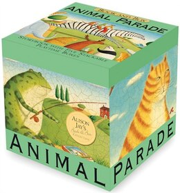 Book Animal Parade by Dolphin Silver