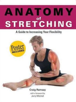 Book Anatomy of Stretching by Craig Ramsay