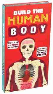 Build The Human Body by Richard Walker