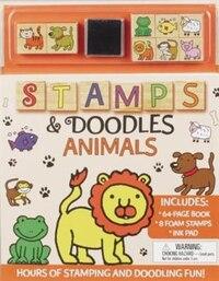Stamps & Doodles: Animals