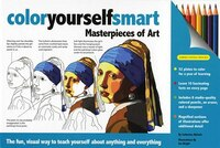 Color Yourself Smart: Masterpieces Of Art